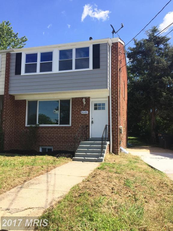 3502 Dixon Street, Temple Hills, MD 20748 (#PG10047646) :: Pearson Smith Realty