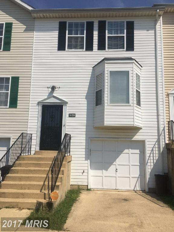 5026 Hil Mar Drive, District Heights, MD 20747 (#PG10049423) :: LoCoMusings