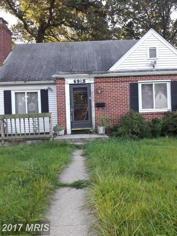 6915 Foster Street, District Heights, MD 20747 (#PG10054600) :: Pearson Smith Realty