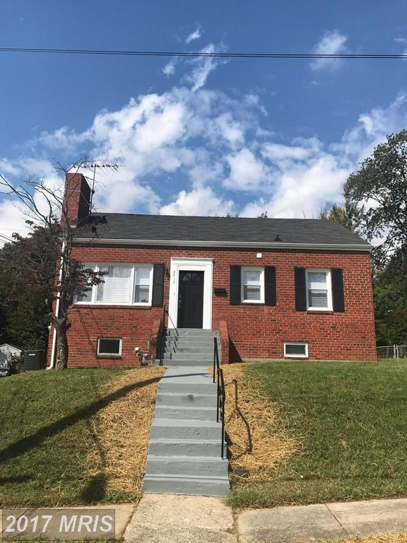 2413 Ramblewood Drive, District Heights, MD 20747 (#PG10057352) :: Pearson Smith Realty