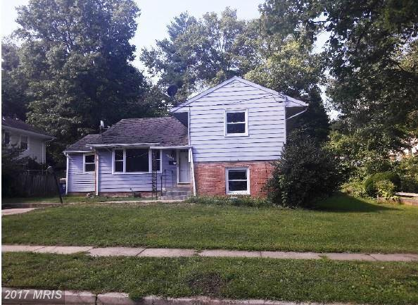 6016 84TH Avenue, New Carrollton, MD 20784 (#PG10058070) :: Pearson Smith Realty