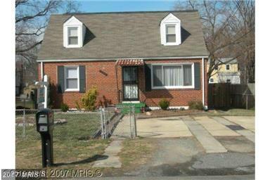 3403 Springdale Avenue, District Heights, MD 20747 (#PG10062630) :: LoCoMusings