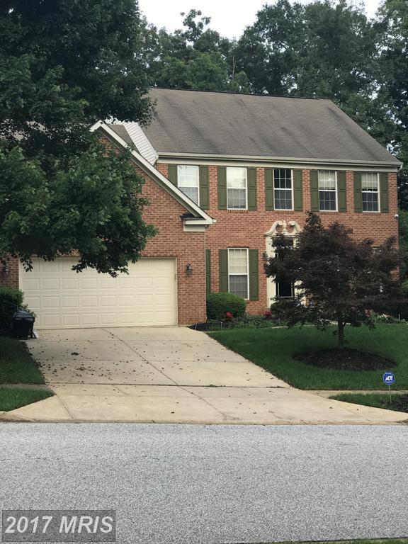 6107 Wood Pointe Drive, Glenn Dale, MD 20769 (#PG10065165) :: Blackwell Real Estate