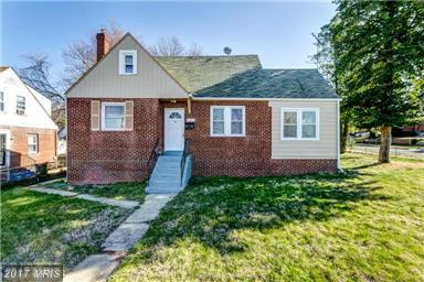 6212 Addison Road, Capitol Heights, MD 20743 (#PG10065469) :: ExecuHome Realty