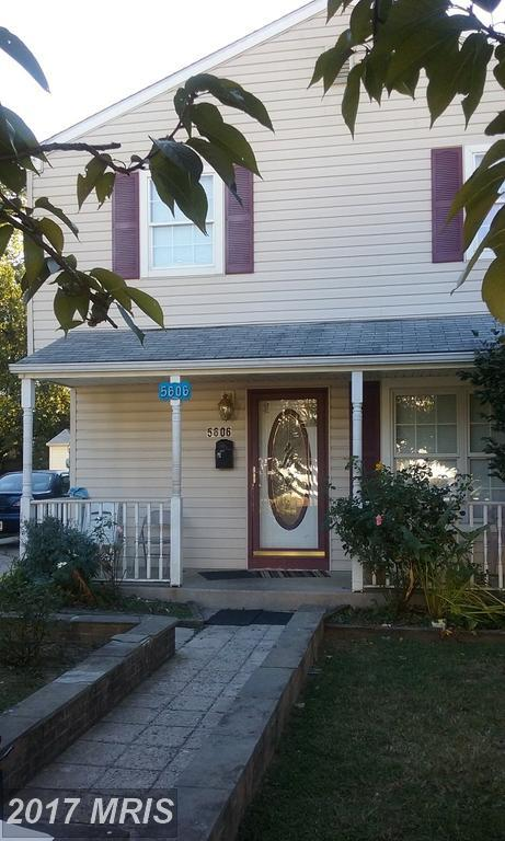 5606 30TH Avenue, Hyattsville, MD 20782 (#PG10071349) :: Pearson Smith Realty