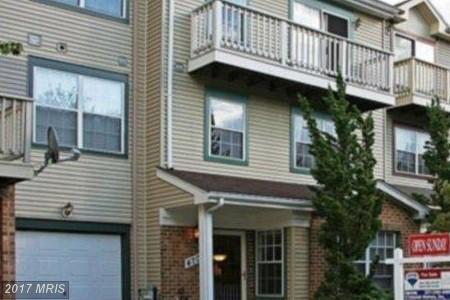 4709 Ridgeline Terrace #289, Bowie, MD 20720 (#PG10074867) :: LoCoMusings