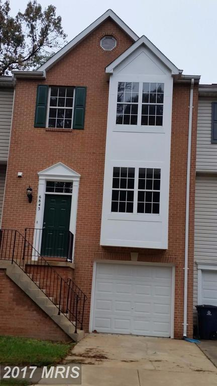 6843 Red Maple Court, District Heights, MD 20747 (#PG10082200) :: LoCoMusings