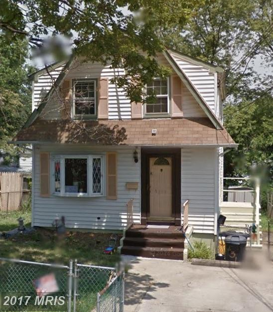 5314 Taylor Street, Bladensburg, MD 20710 (#PG10086388) :: Pearson Smith Realty