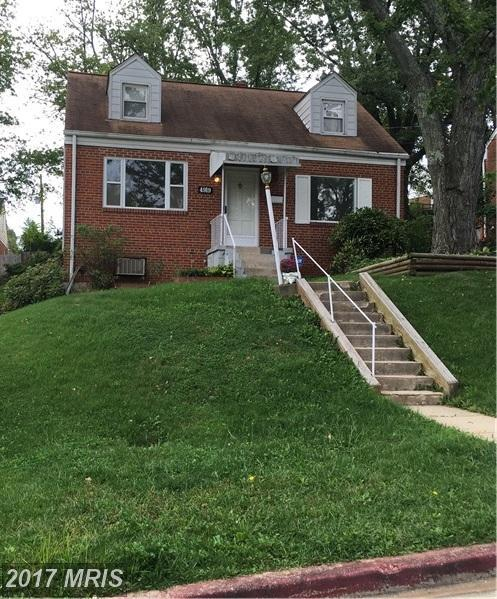 4919 56TH Avenue, Hyattsville, MD 20781 (#PG10093970) :: Pearson Smith Realty