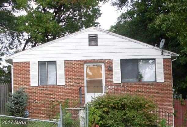 1109 Drum Avenue, Capitol Heights, MD 20743 (#PG10108530) :: Wilson Realty Group