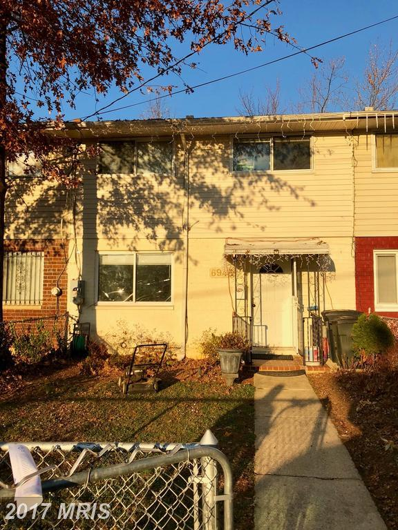 6945 Forest Terrace, Landover, MD 20785 (#PG10113472) :: Pearson Smith Realty