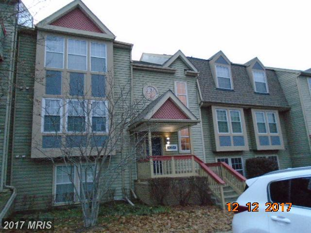14304 Bowsprit Lane #21, Laurel, MD 20707 (#PG10121093) :: The Sebeck Team of RE/MAX Preferred