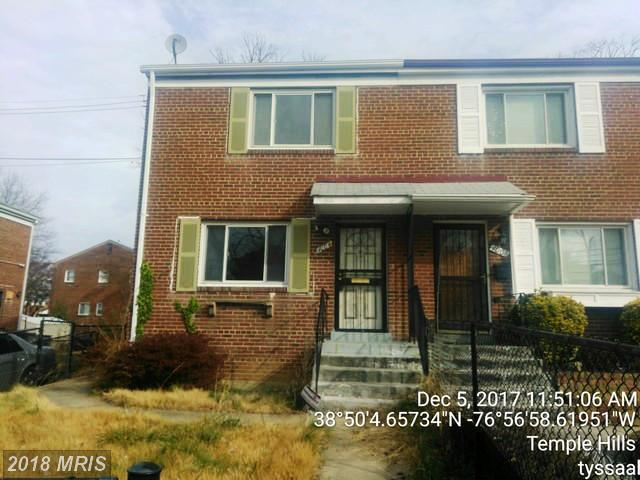 4004 27TH Avenue, Temple Hills, MD 20748 (#PG10129558) :: Pearson Smith Realty
