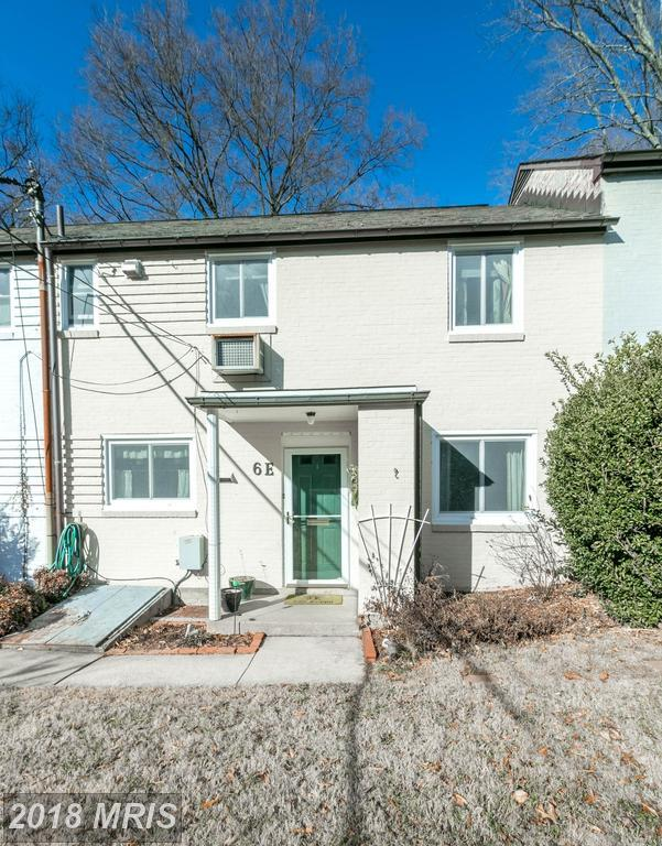 6-E Ridge Road, Greenbelt, MD 20770 (#PG10139711) :: ExecuHome Realty