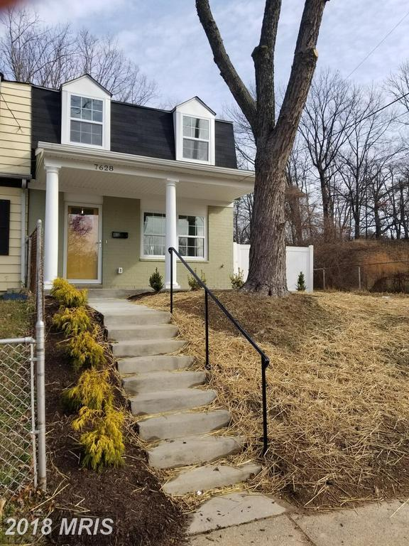 7628 Allendale Circle, Landover, MD 20785 (#PG10140473) :: The Dailey Group