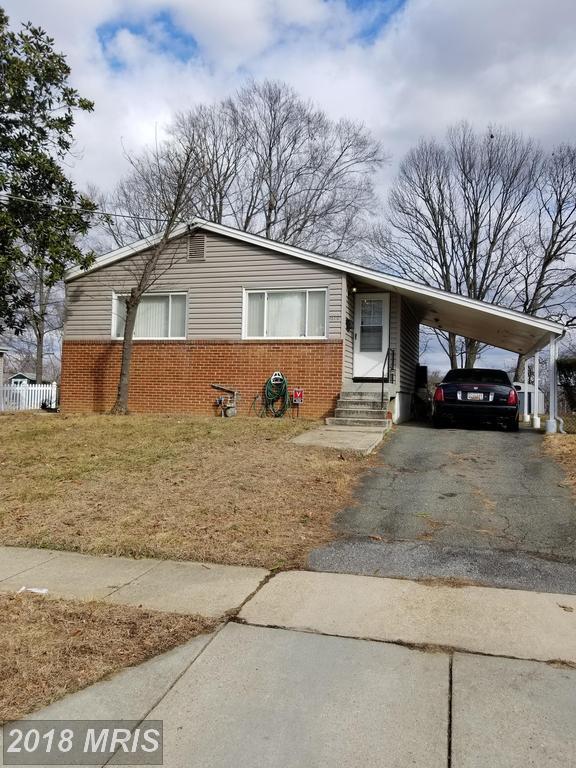 1620 Fenwood Avenue, Oxon Hill, MD 20745 (#PG10155410) :: AJ Team Realty
