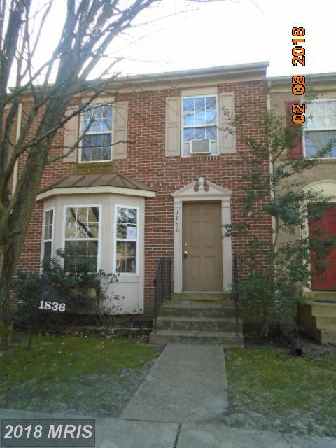 1836 Forest Park Drive, District Heights, MD 20747 (#PG10160071) :: The Gus Anthony Team