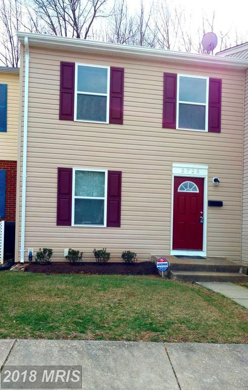 2725 Wood Hollow Place #2725, Fort Washington, MD 20744 (#PG10183586) :: CR of Maryland
