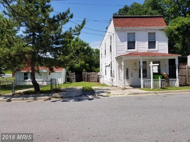 5400 Dole Street, Capitol Heights, MD 20743 (#PG10272972) :: AJ Team Realty
