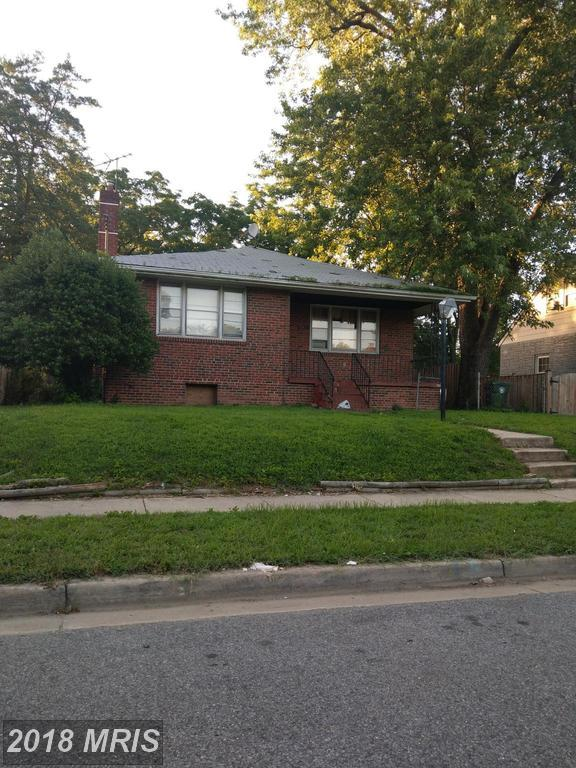 6412 Halleck Street, District Heights, MD 20747 (#PG10273121) :: Wilson Realty Group