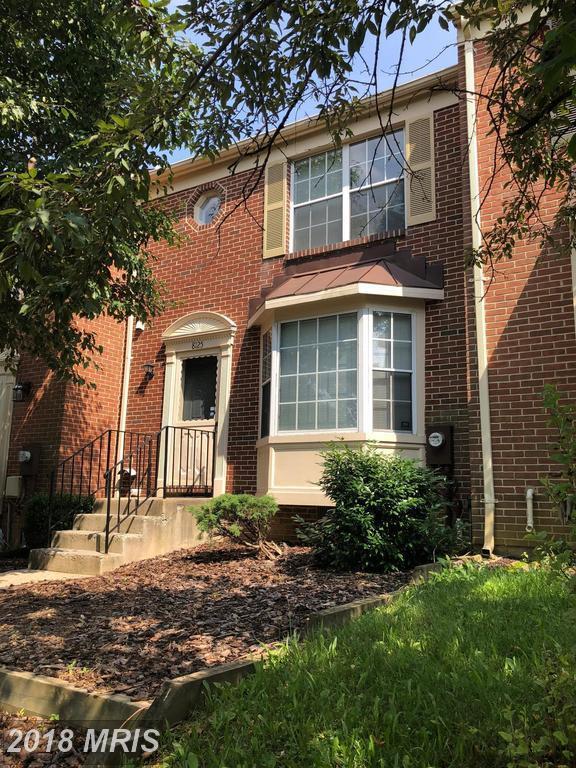 8125 Fenwick Court, Laurel, MD 20707 (#PG10276007) :: Keller Williams Pat Hiban Real Estate Group