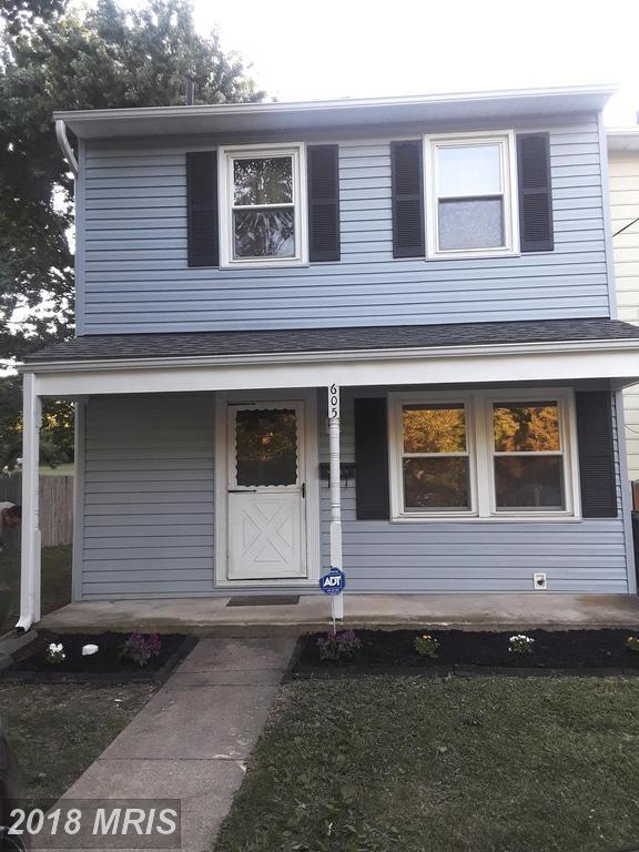 605 9TH Street, Laurel, MD 20707 (#PG10301525) :: Bob Lucido Team of Keller Williams Integrity