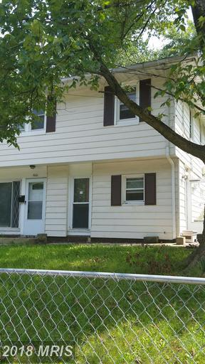 8001 Barlowe Road, Landover, MD 20785 (#PG10320843) :: The Maryland Group of Long & Foster
