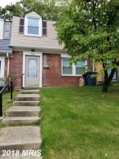 7602 Allendale Drive, Landover, MD 20785 (#PG10350104) :: Maryland Residential Team