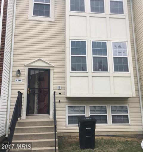 4316 Apple Orchard Lane #3, Suitland, MD 20746 (#PG9855553) :: LoCoMusings