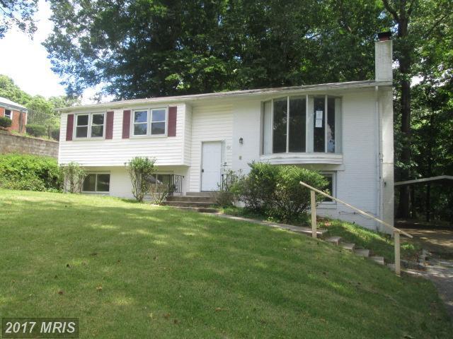 6004 Walnut Street, Temple Hills, MD 20748 (#PG9967102) :: LoCoMusings