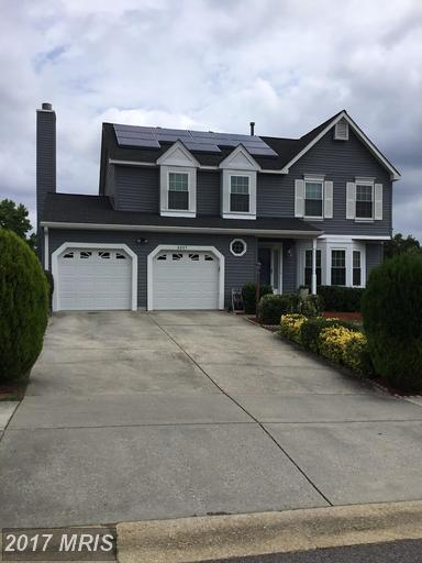 8407 Driscoll Drive, Bowie, MD 20720 (#PG9984885) :: The Sebeck Team of RE/MAX Preferred