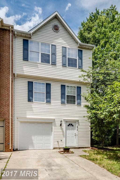 6819 Holly Berry Court, District Heights, MD 20747 (#PG9989003) :: Pearson Smith Realty