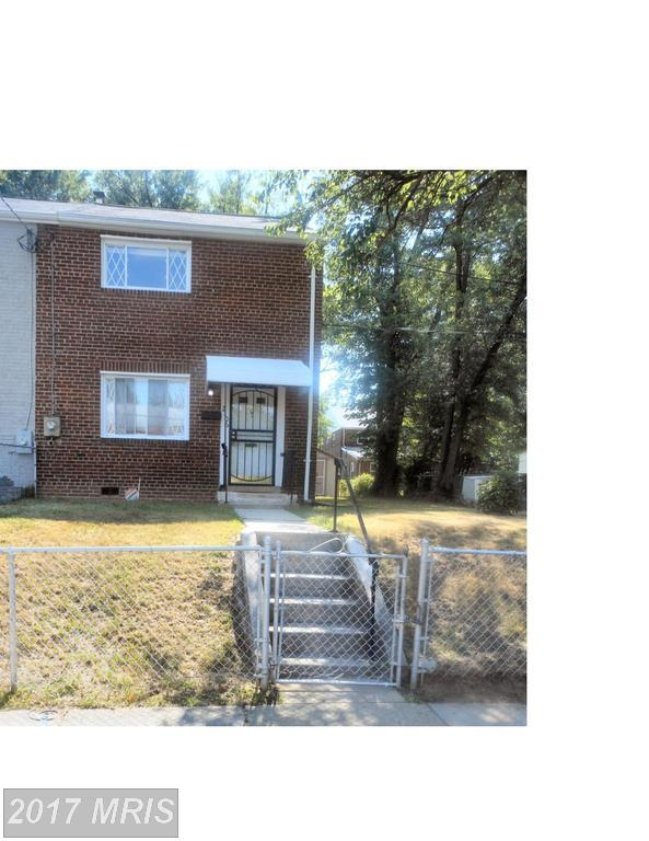 2306 Houston Street, Suitland, MD 20746 (#PG9991941) :: Pearson Smith Realty