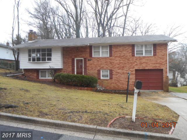 6005 Hope Drive, Temple Hills, MD 20748 (#PG9991953) :: LoCoMusings