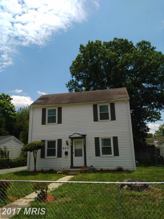 6511 20TH Avenue, Hyattsville, MD 20782 (#PG9995138) :: Pearson Smith Realty