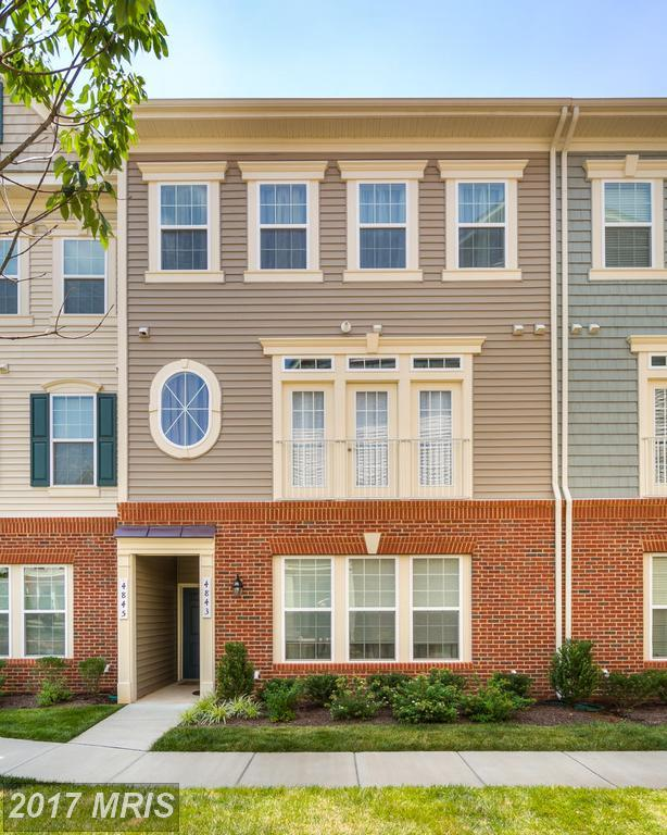 4843 Dane Ridge Circle #89, Woodbridge, VA 22193 (#PW10013949) :: Pearson Smith Realty