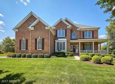 5412 Fishers Hill Way, Haymarket, VA 20169 (#PW10029133) :: Pearson Smith Realty