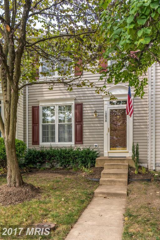 12058 Elliots Oak Place, Bristow, VA 20136 (#PW10063240) :: United Real Estate Premier