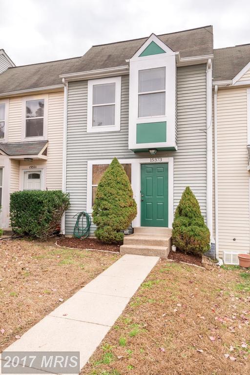15373 Gatehouse Terrace, Woodbridge, VA 22191 (#PW10104802) :: Pearson Smith Realty