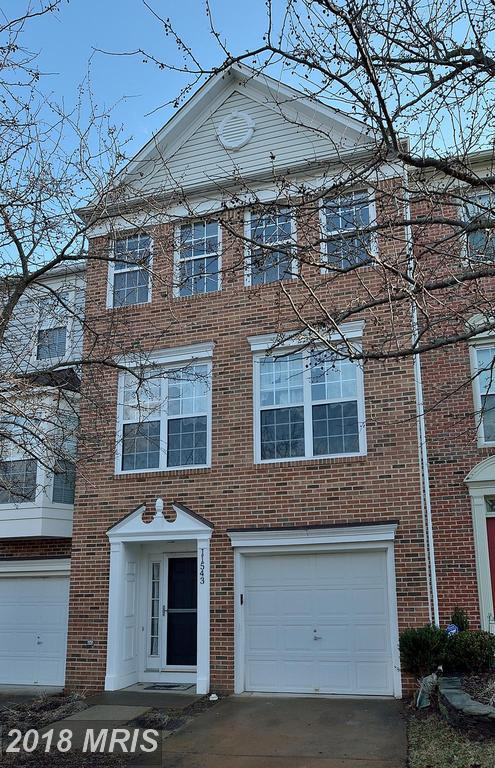 11543 Bertram Street, Woodbridge, VA 22192 (#PW10161256) :: AJ Team Realty