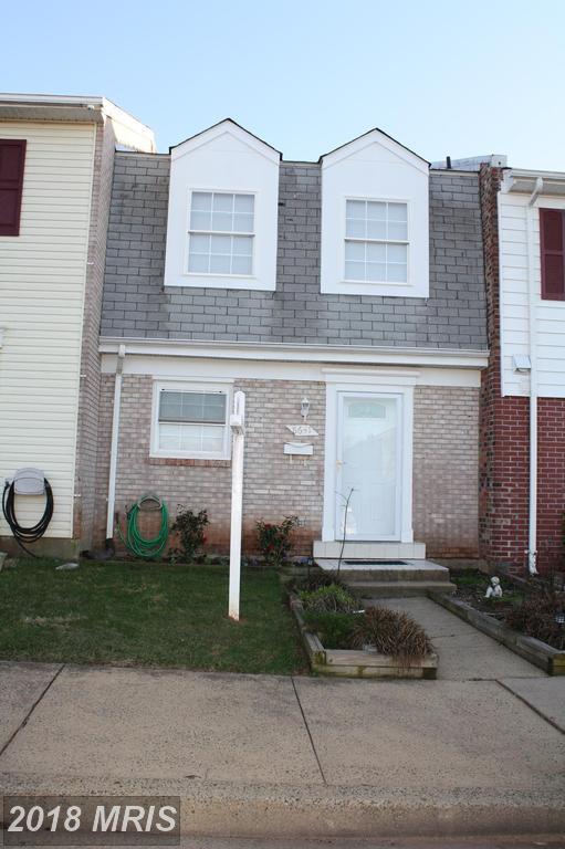 8641 Newton Place, Manassas, VA 20111 (#PW10163807) :: SURE Sales Group