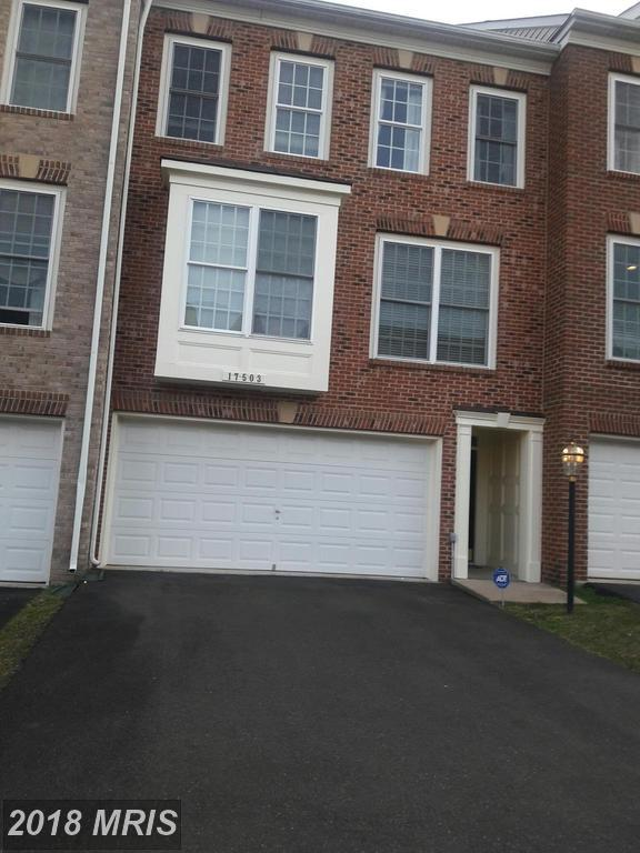 17503 Victoria Falls Drive, Dumfries, VA 22025 (#PW10181999) :: CR of Maryland