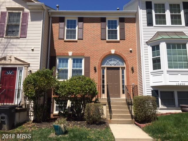 15498 Travailer Court, Woodbridge, VA 22193 (#PW10215813) :: Network Realty Group