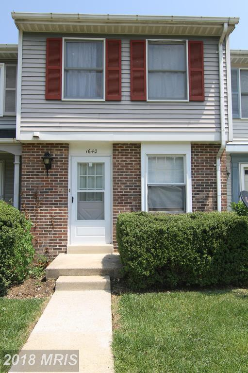 1640 Thenia Place, Woodbridge, VA 22192 (#PW10241650) :: Advance Realty Bel Air, Inc