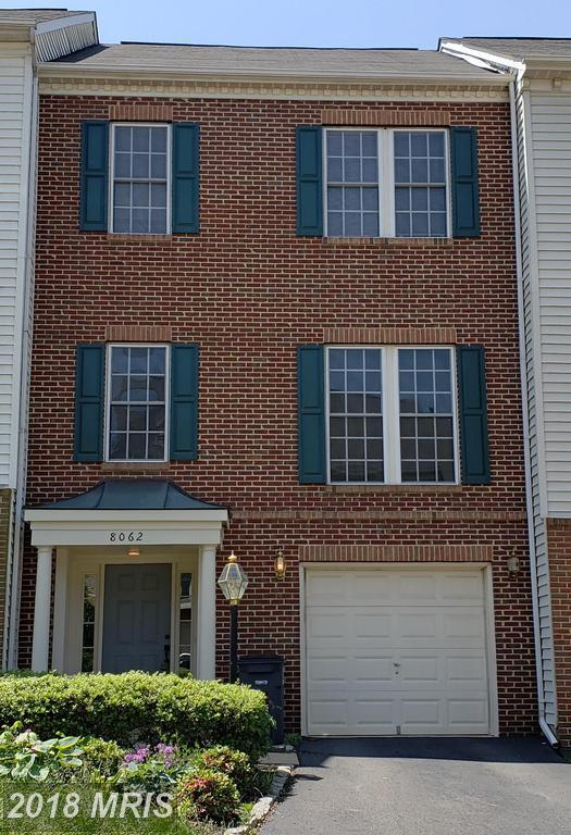 8062 Montour Heights Drive, Gainesville, VA 20155 (#PW10251106) :: The Putnam Group