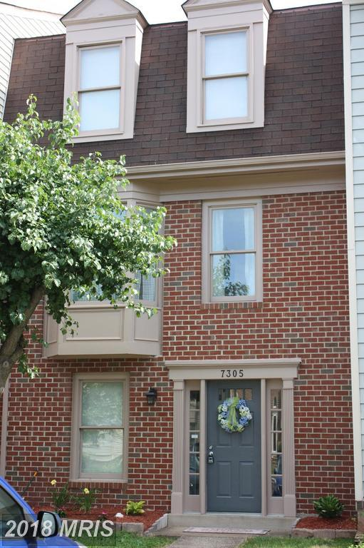 7305 Rokeby Drive, Manassas, VA 20109 (#PW10271635) :: Jim Bass Group of Real Estate Teams, LLC