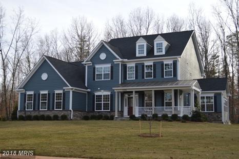 0 Fleetwood Drive, Nokesville, VA 20181 (#PW10280289) :: Jacobs & Co. Real Estate