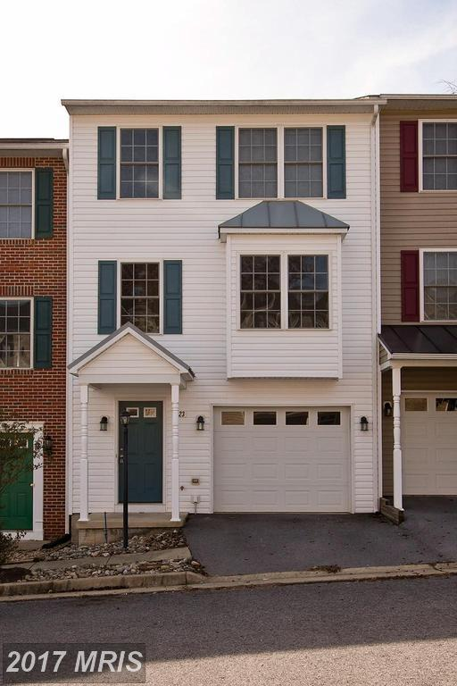 23 Toms Brook Drive, Toms Brook, VA 22660 (#SH10103097) :: Pearson Smith Realty