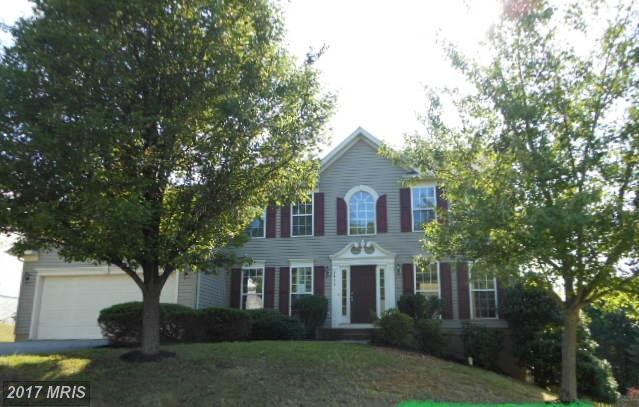 3511 Carlyle Court, Fredericksburg, VA 22408 (#SP10007101) :: Pearson Smith Realty