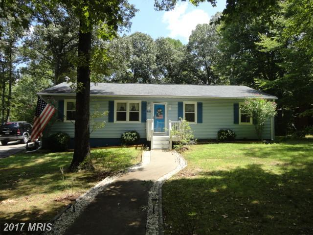 6113 Belmont Road, Mineral, VA 23117 (#SP10028559) :: Pearson Smith Realty